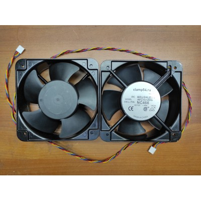 Корпусной вентилятор AFC1512DG 150 мм 12В 1,8А