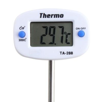 Поворотный цифровой кулинарный термометр-зонд ТA-288