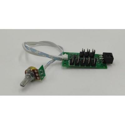ШИМ контроллер для вентиляторов (PWM controlled HUB) 4pin